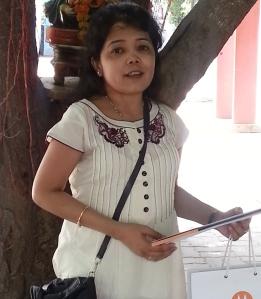 Jyoti Arora, author of Lemon Girl, author of Dream's Sake, blogger at Techn0Treats